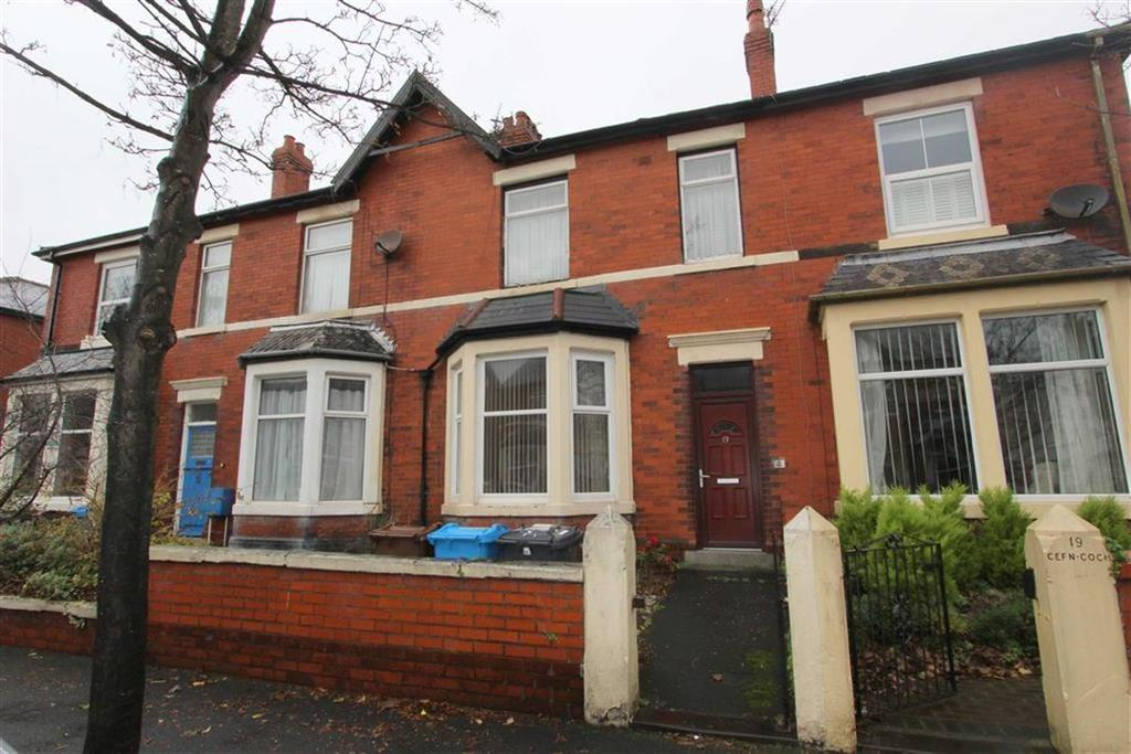 4 Bedrooms Terraced House for sale in Glen Eldon Road, Lytham St Annes, Lancashire