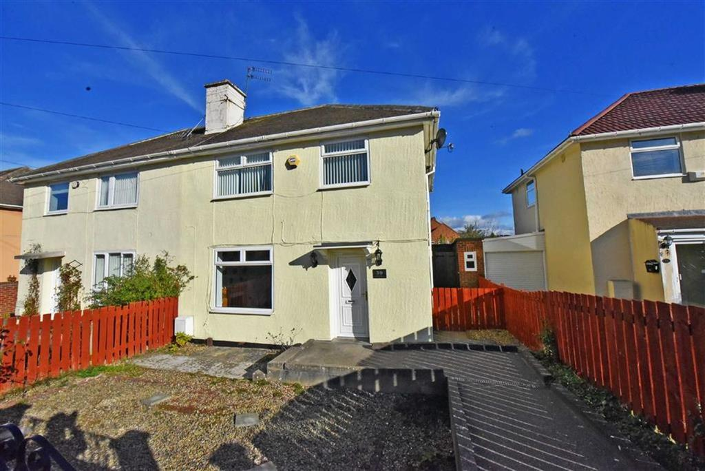 3 Bedrooms Semi Detached House for sale in Lobley Hill