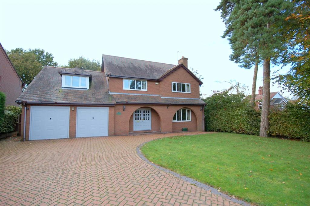 5 Bedrooms Detached House for sale in Dunnockswood, Alsager