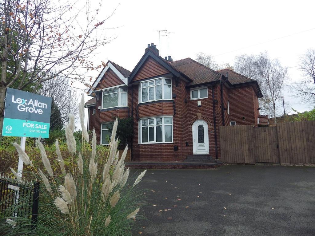 3 Bedrooms Semi Detached House for sale in Grange Road, Halesowen