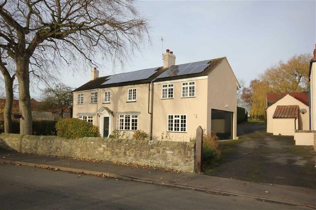 4 Bedrooms Detached House for sale in North Cowton, Northallerton, North Yorkshire