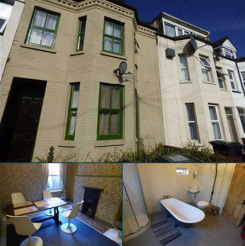 4 bedroom terraced house to rent - Lytton Road, Student House, Bournemouth, Dorset, BH1