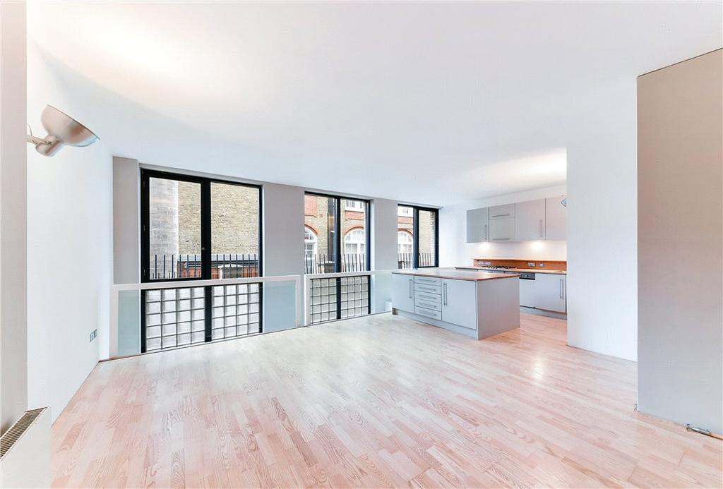 2 Bedrooms Flat for sale in Dufferin Avenue, City, London, EC1Y