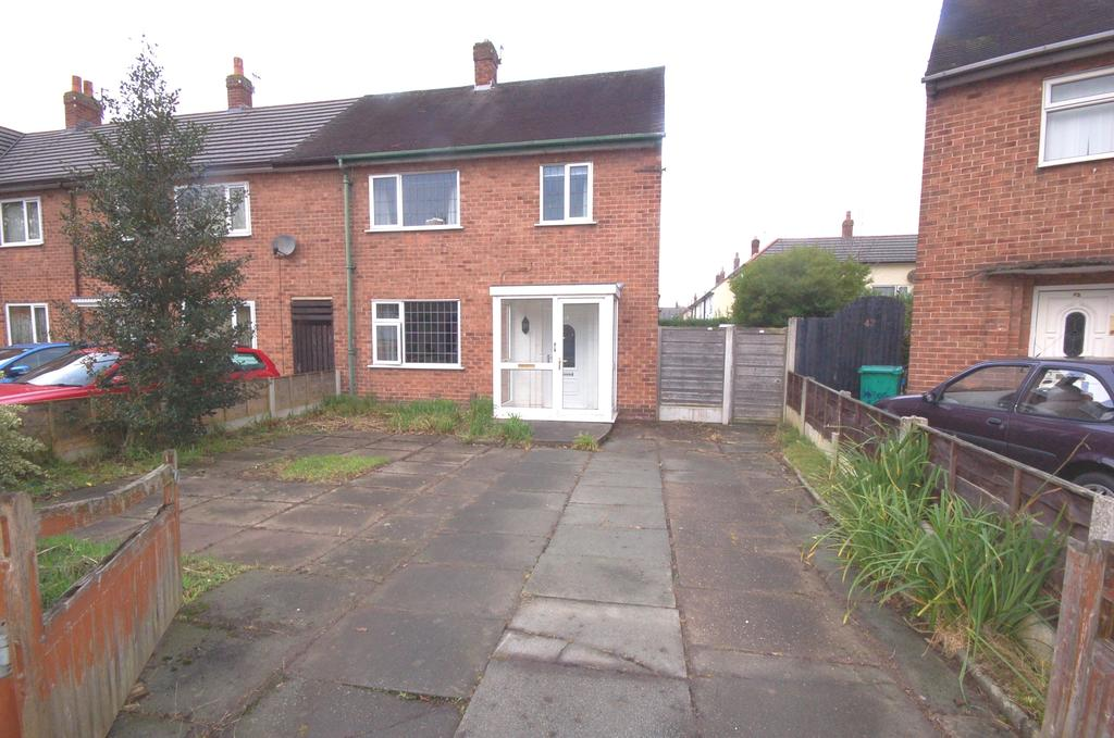 3 Bedrooms End Of Terrace House for sale in 44 Leominster Drive, Peel Hall , Wythenshawe M22