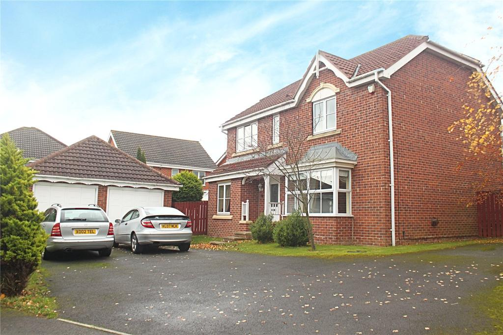 4 Bedrooms Detached House for sale in Stonebridge Crescent, Ingleby Barwick