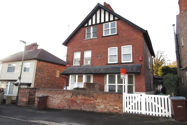 4 Bedrooms Semi Detached House for sale in Hood Street, Sherwood, Nottingham, NG5