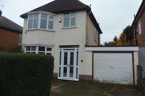 3 bedroom detached house to rent - Egeton Avenue, Off Abbey Lane, Leicester LE4