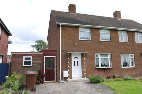 2 bedroom semi-detached house to rent - 20 Avon Road, Cannock, WS11 1LH