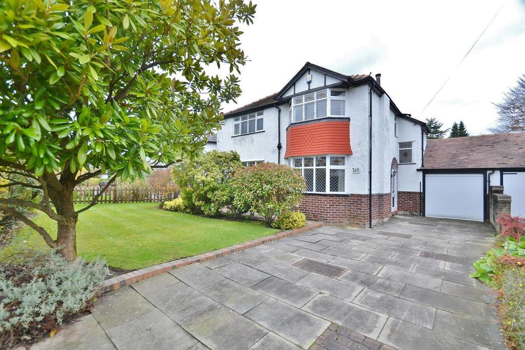 3 Bedrooms Link Detached House for sale in Framingham Road, Sale