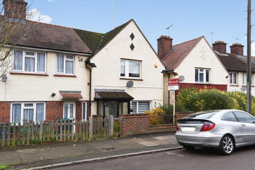 3 Bedrooms End Of Terrace House for sale in Barrenger Road, Muswell Hill