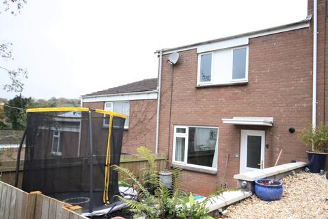 3 bedroom terraced house for sale - Heggadon Close, Bradninch EX5