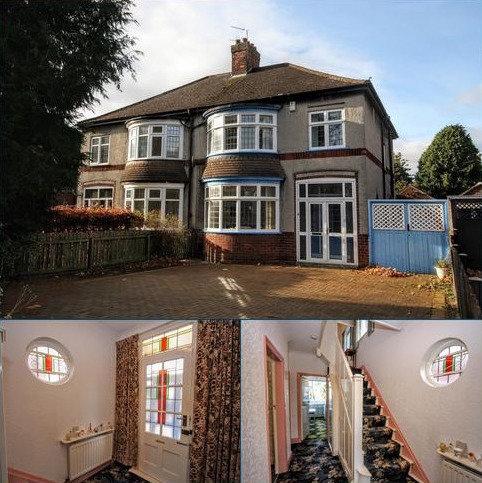 3 bedroom semi-detached house for sale - Carmel Road South, Darlington