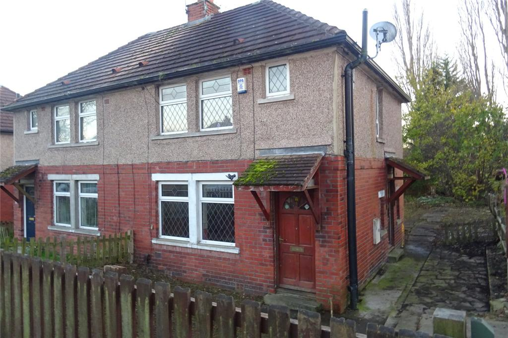 3 Bedrooms Semi Detached House for sale in Charteris Road, Bradford, West Yorkshire, BD8