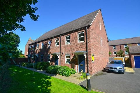 3 bedroom townhouse to rent - Wilfred Owen Close, Underdale Road, Shrewsbury