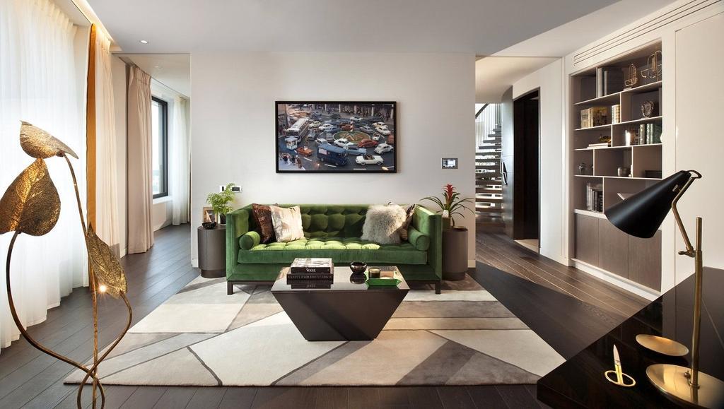 5 Bedrooms Penthouse Flat for sale in Riverwalk, 161 Millbank, London, SW1P