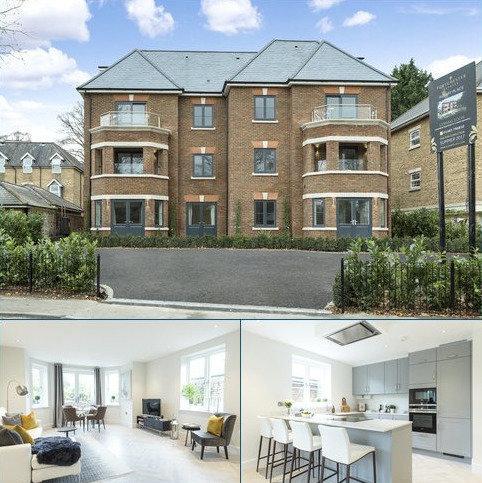 2 bedroom flat for sale - Albury Place, 80 Epsom Road, Guildford, Surrey, GU1