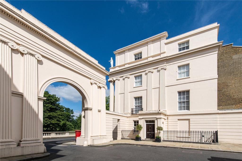 1 Bedroom Flat for sale in Cumberland Terrace, Regent's Park, London, NW1
