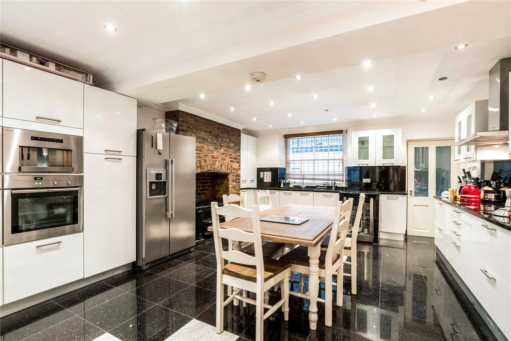 4 Bedrooms Terraced House for sale in Portsea Place, Hyde Park Estate, Hyde Park, London