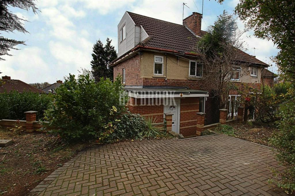 2 Bedrooms Semi Detached House for sale in Richmond Road, Kimberworth