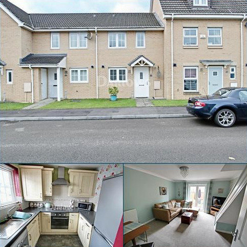 2 bedroom terraced house for sale - Ffordd Brynhyfryd, Old St Mellons, Cardiff
