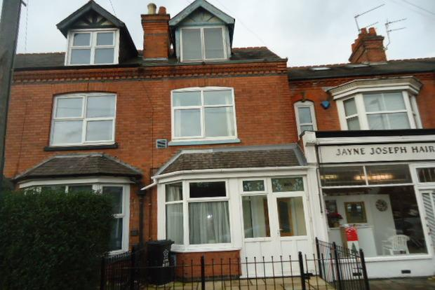 4 Bedrooms Terraced House for sale in Kirby Road, Western Park, Leicester, LE3