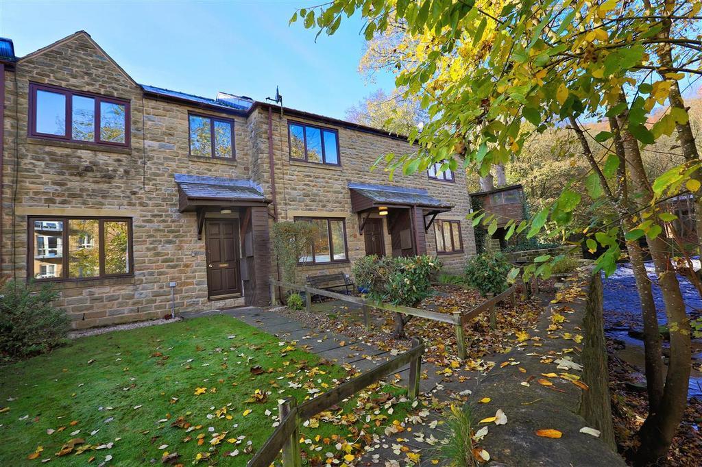 3 Bedrooms Town House for sale in Waterside Fold, Off Valley Road, Hebden Bridge
