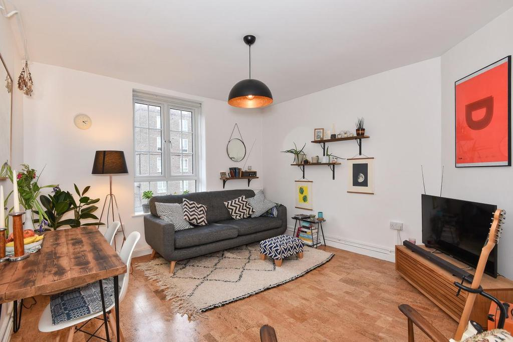 2 Bedrooms Flat for sale in East Dulwich Estate, East Dulwich
