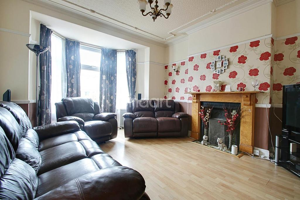 4 Bedrooms Terraced House for sale in Ford Hill, Stoke