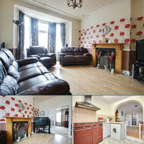 4 bedroom terraced house for sale - Ford Hill, Stoke