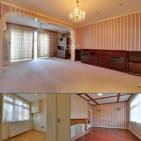 4 bedroom detached house for sale - Ravenscroft Avenue, Preston Road