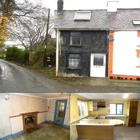 2 bedroom cottage for sale - Neuadd Cottage, Llanybydder