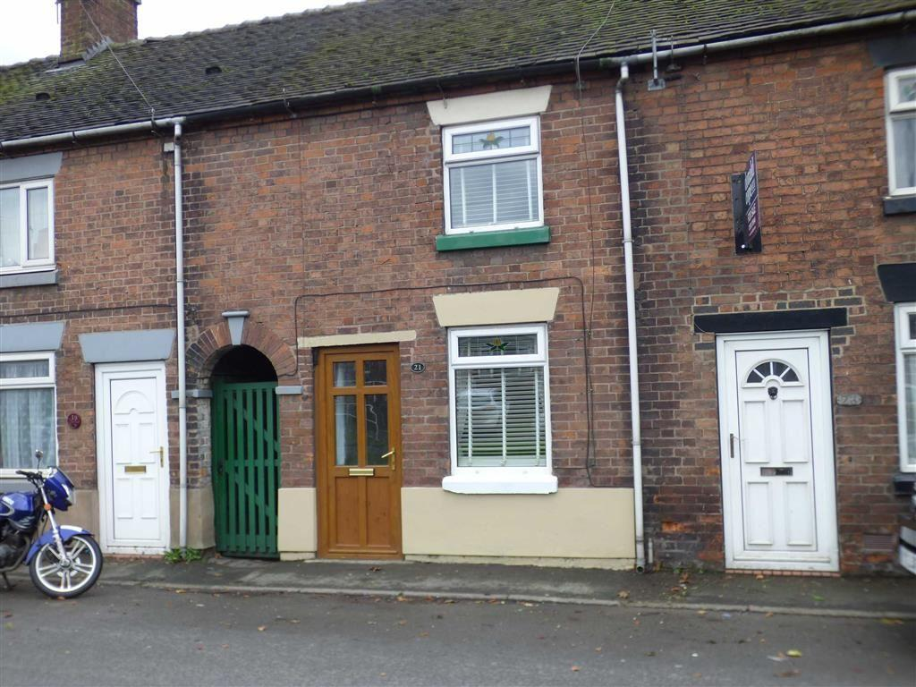 2 Bedrooms Terraced House for sale in 21, Cheadle Road, Upper Tean