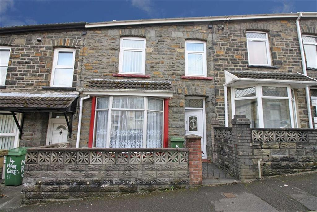 3 Bedrooms Terraced House for sale in Margaret Street, Aberaman, Aberdare, Mid Glamorgan