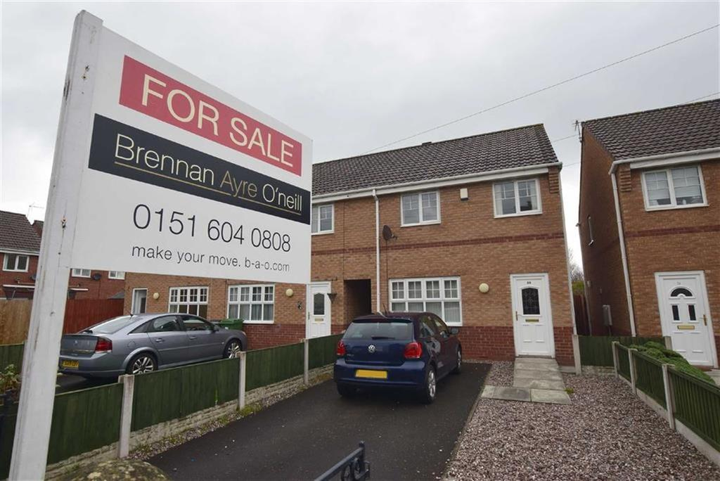 3 Bedrooms Semi Detached House for sale in Litherland Avenue, CH46