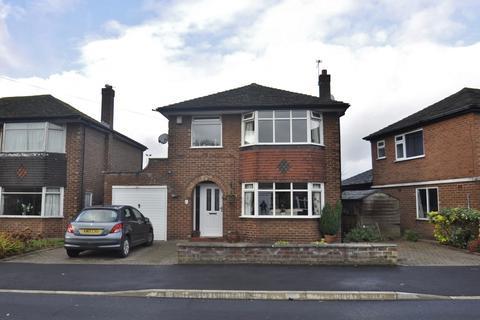 3 bedroom detached house for sale - Vicarage Avenue, Cheadle Hulme, Cheadle