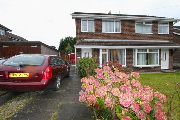 3 Bedrooms Semi Detached House for sale in Greyfriars Ashton In Makerfield Wigan