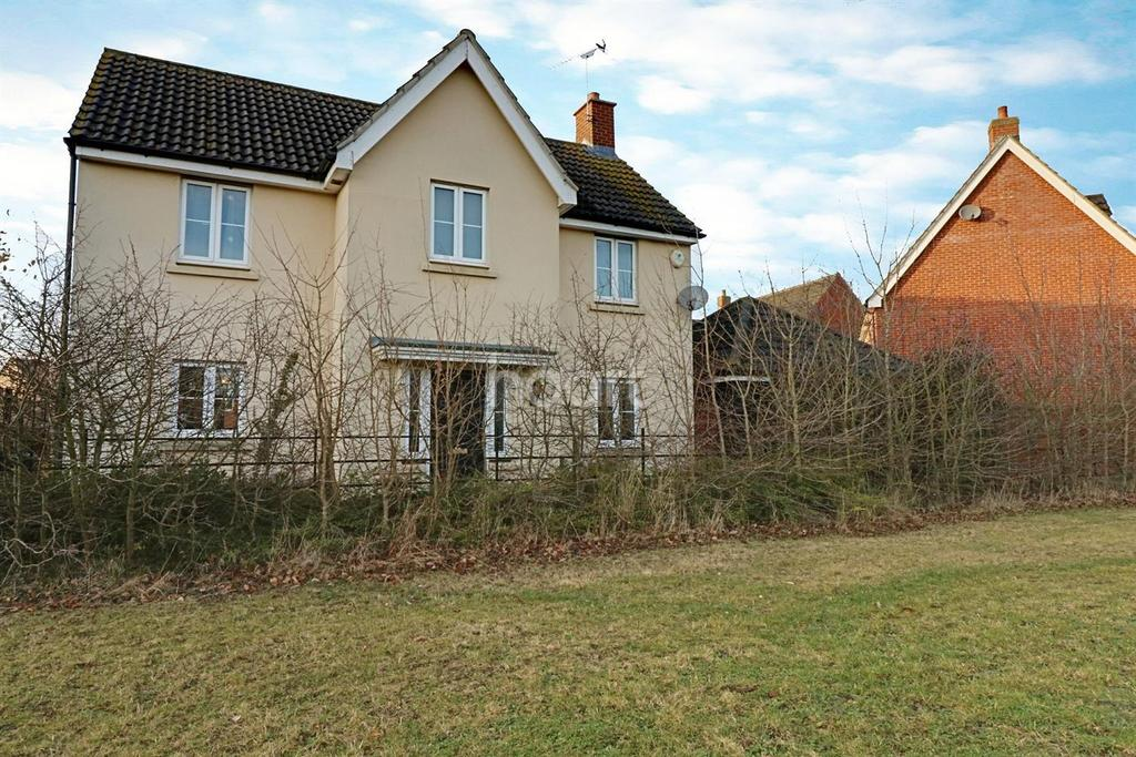 4 Bedrooms Detached House for sale in The Fishers