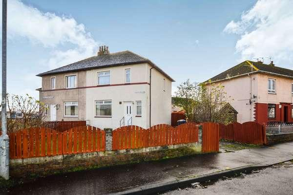 3 Bedrooms Semi-detached Villa House for sale in 1 Pollock Crescent, Kilwinning, KA13 6HW