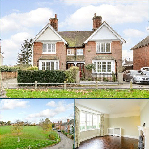 4 bedroom semi-detached house for sale - Recreation Ground, Stansted, CM24