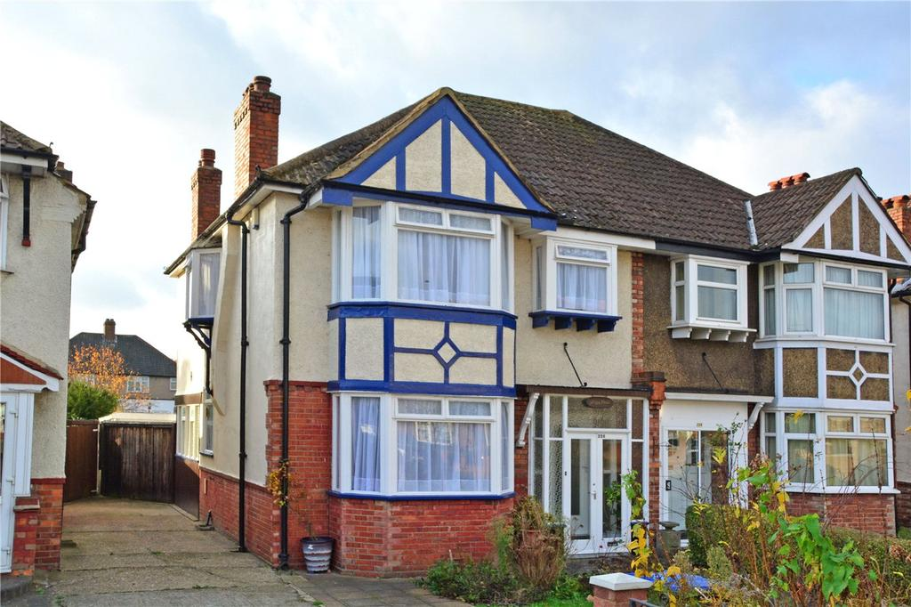 3 Bedrooms Semi Detached House for sale in Shooters Hill Road, Blackheath, London, SE3