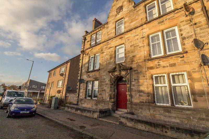 1 Bedroom Flat for rent in Bannockburn Road, Stirling Town, Stirling, FK7 0BU
