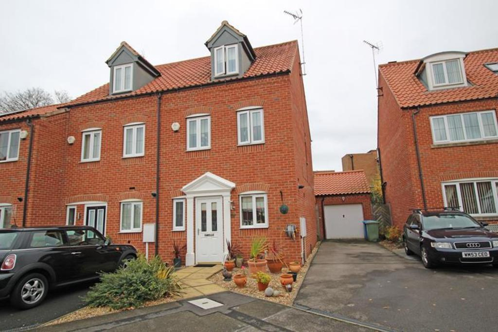 3 Bedrooms House for sale in 12 Garbsen Court, Worksop