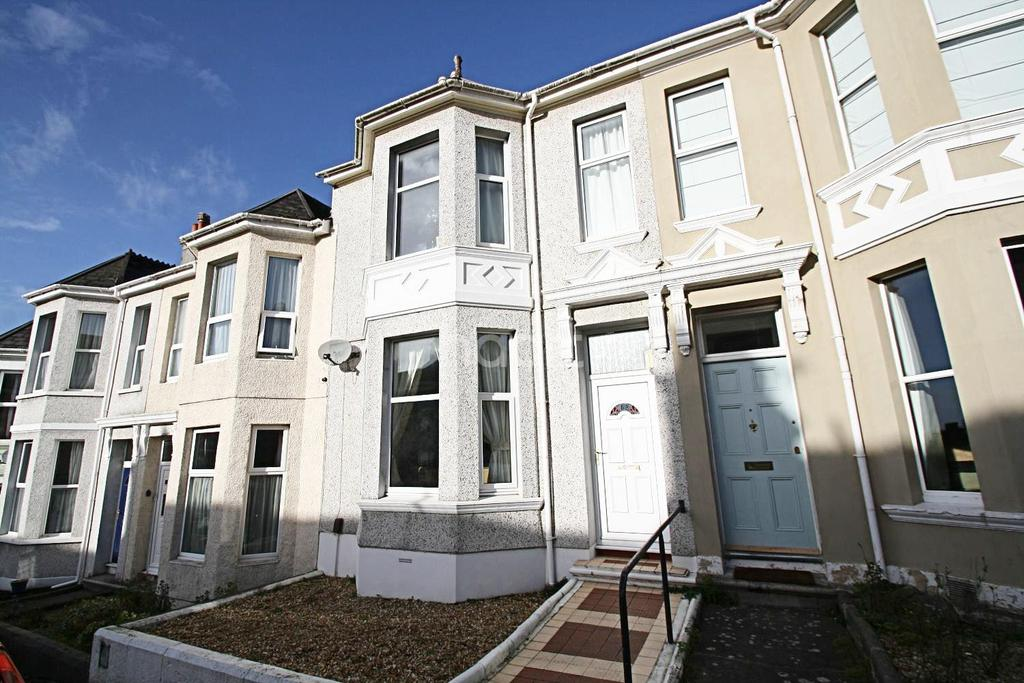 4 Bedrooms Terraced House for sale in Glendower Road, Plymouth