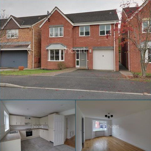4 bedroom detached house for sale - Monmouth