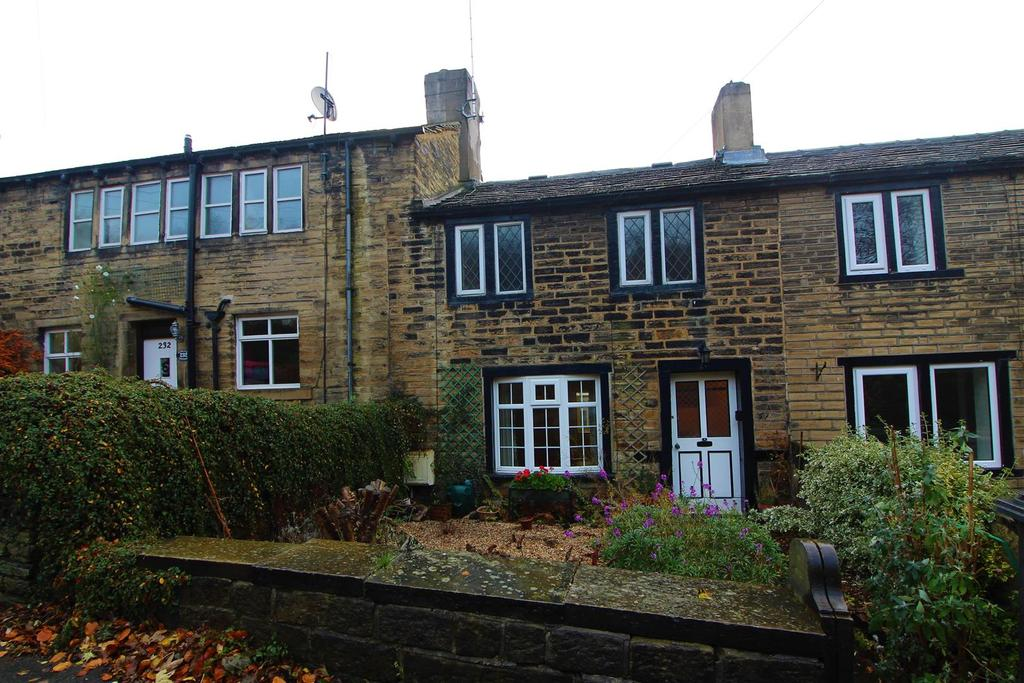 3 Bedrooms Cottage House for sale in Almondbury Bank, Almondbury, Huddersfield, HD5 8EJ