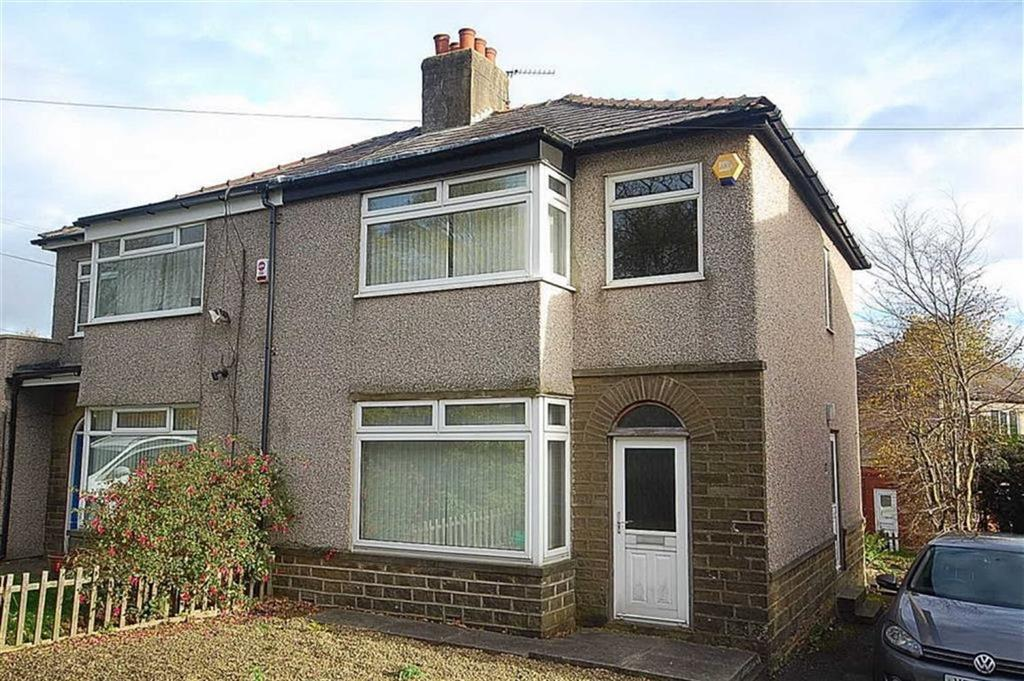 3 Bedrooms Semi Detached House for sale in Cousin Lane, Illingworth, Halifax, HX2