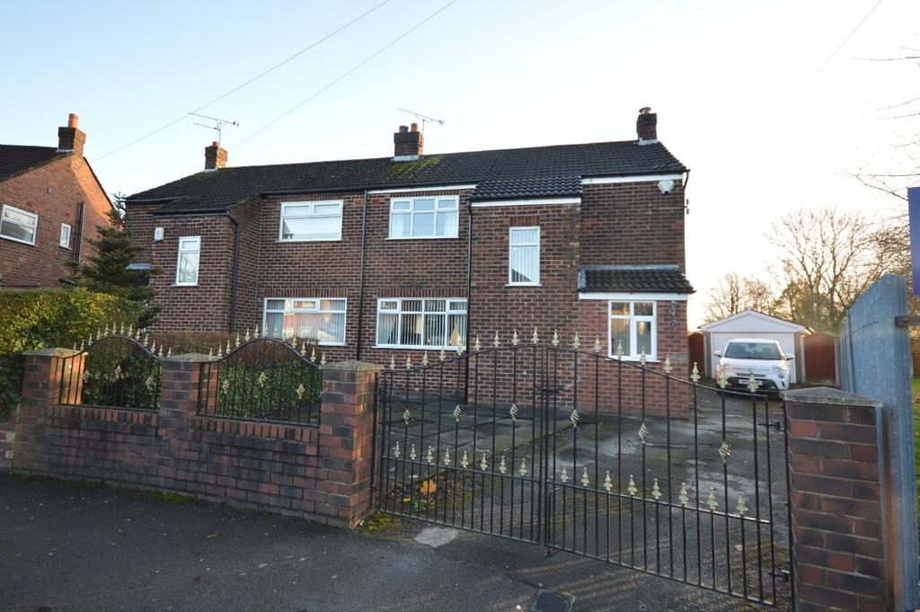 3 Bedrooms Semi Detached House for sale in Gower Road, Heaton Chapel