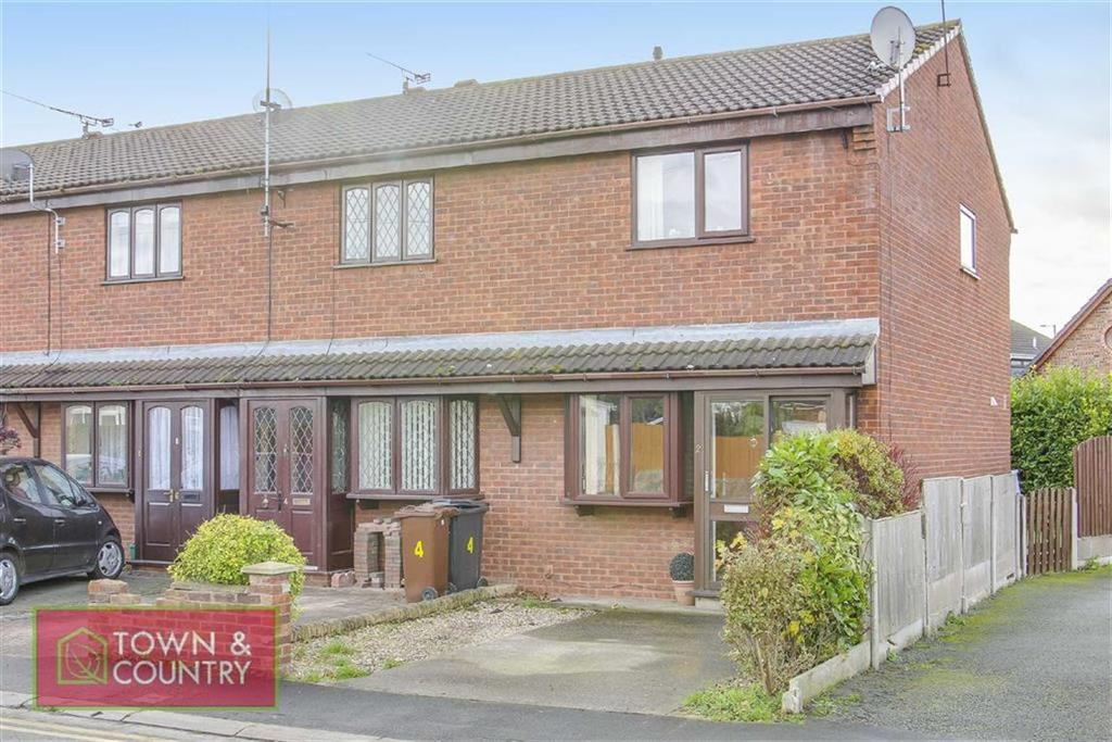 2 Bedrooms Town House for sale in Foxes Lane, Garden City, Deeside