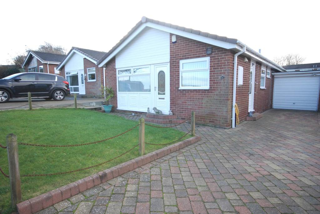 3 Bedrooms Bungalow for sale in Withernsea Grove, Ryhope