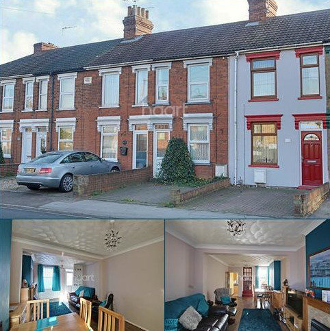 2 bedroom terraced house for sale - Foxhall Road, Ipswich